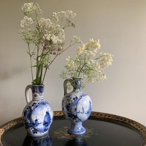 Delft Jug vases 1