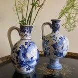 Delft Jug vases 3