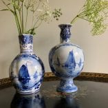 Delft jug vases 4
