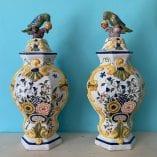 Delft vases 3
