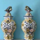 Delft vases 8