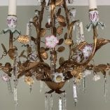 Floral chandelier 1