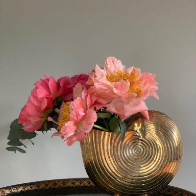 Shell vase 1