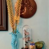 Turquoise vase 1