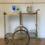 Drinks Trolley marlble 1