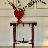 Red Vase 1