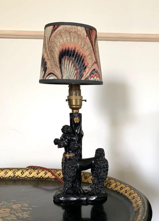 Poodle Lamp 3