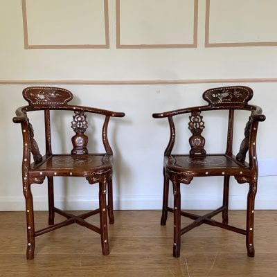 pair of chinese chairs 8