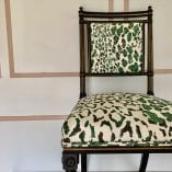 Pair of Leopard Chairs 4