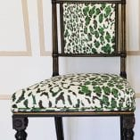 Pair of Leopard Chairs 6