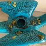 Turquoise bird 3