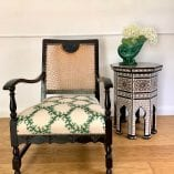 Scalloped chair 10
