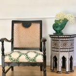 Scalloped chair 11