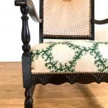 Scalloped chair 2