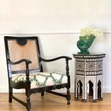 Scalloped chair 7