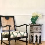 Scalloped chair 8