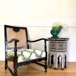 Scalloped chair 9