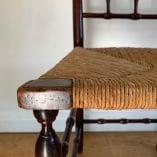 Rush chair 4
