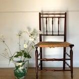Rush chair 6