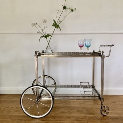 Silver trolley main