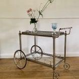 silvered trolley 7