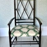 Harlequin chair 2