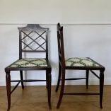 Pagoda chair 5