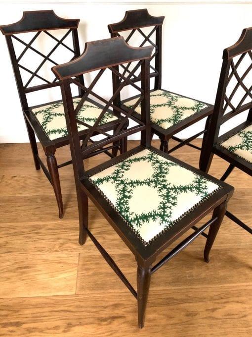 Pagoda chairs 1