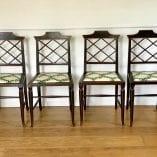 Pagoda chairs 7