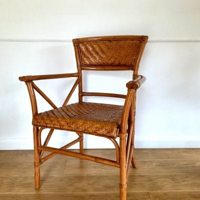 rattan chair 2