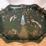 Green tray 7