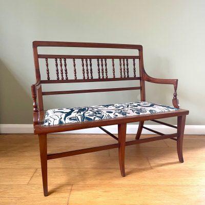 Edwardian sofa 5