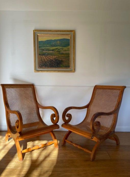 Cane chair 7