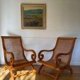 Cane chair 8