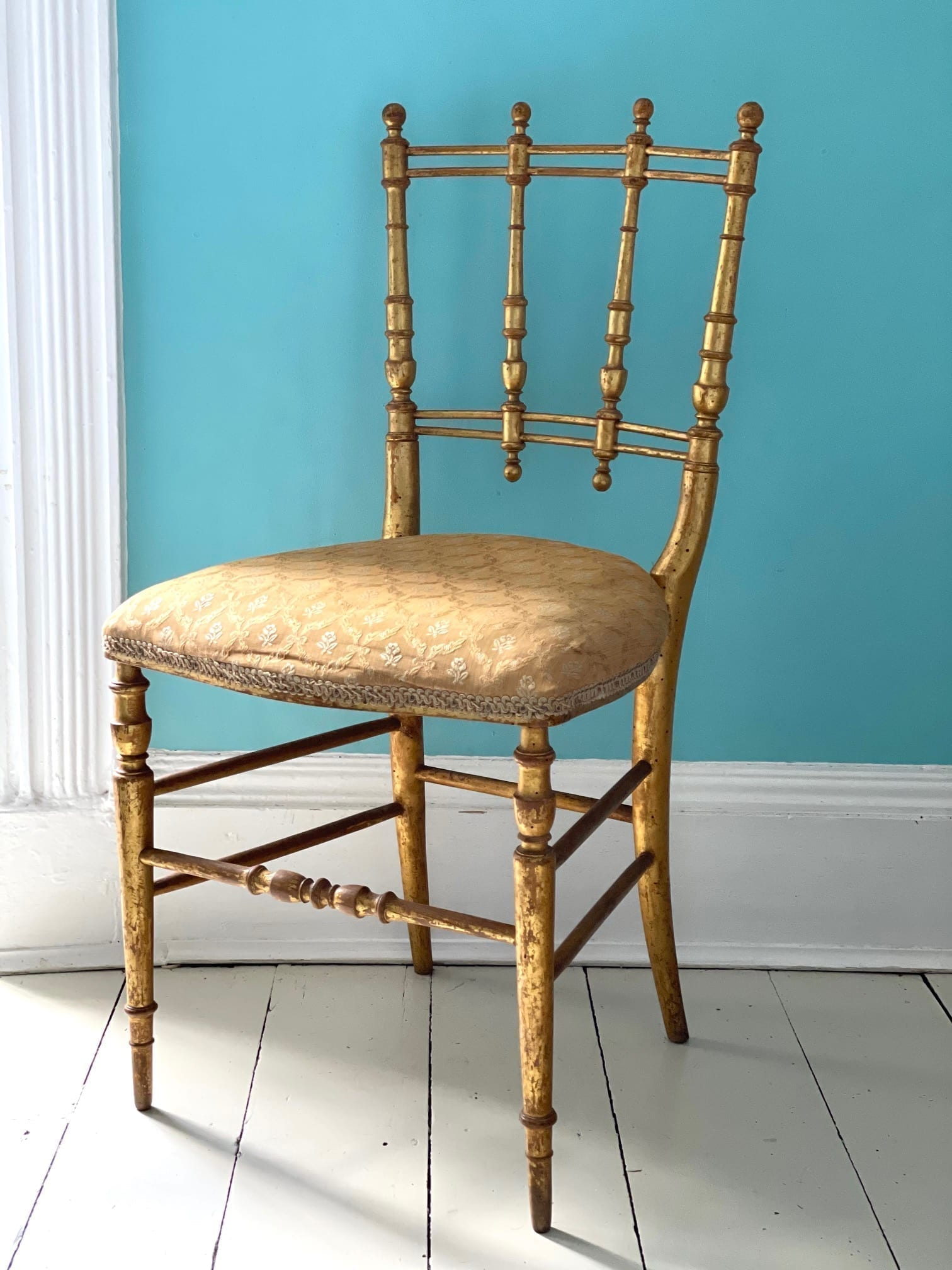 gold chair 5