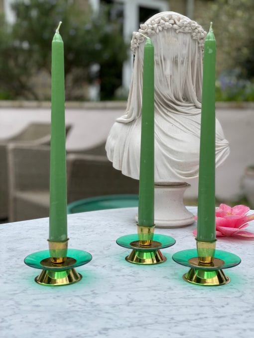 green trio 1