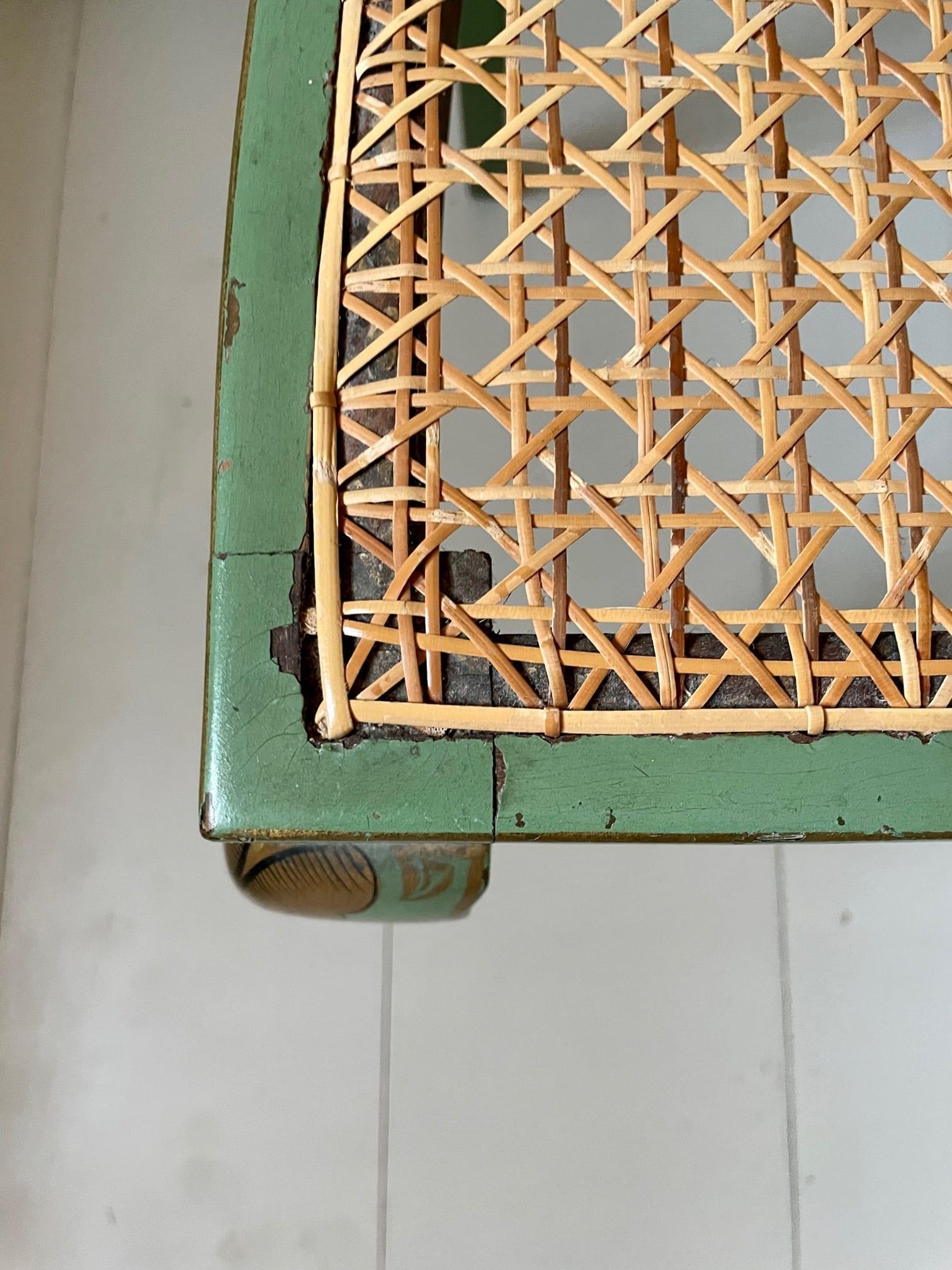 green chair 5
