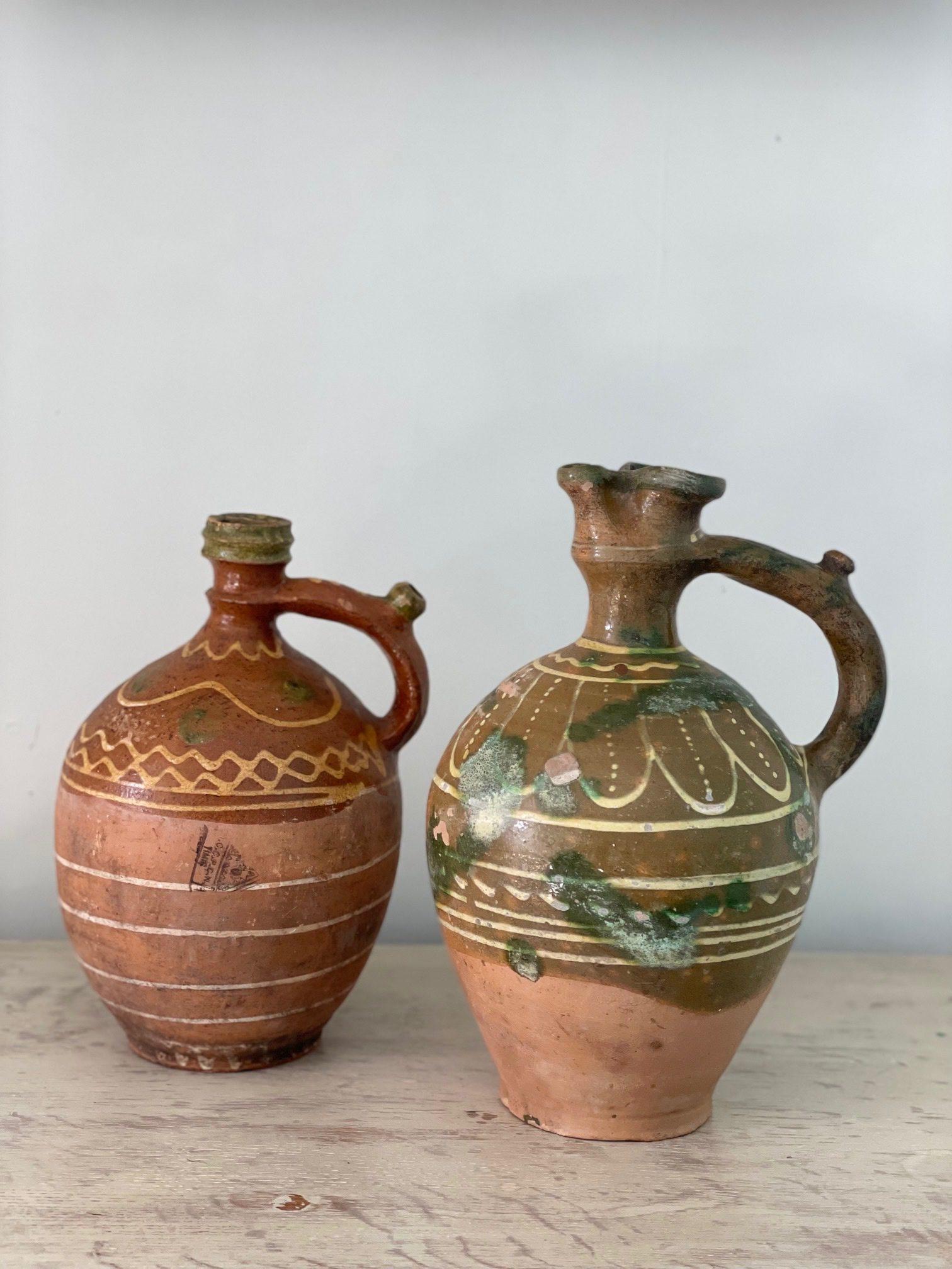 Spanish pots main