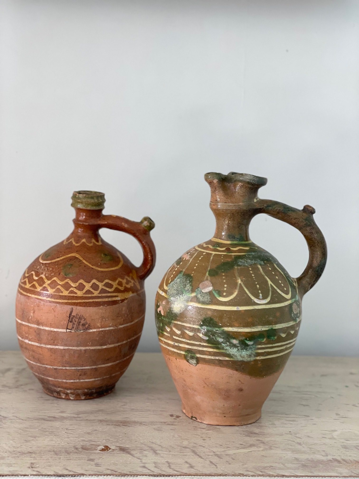 spanish pots 1